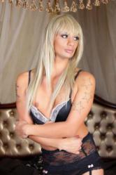 Транс Светочка Вызываю сильнейшее сексуальное и эстетическое удавольствие. Молодая и сексуальная блондинка с великолепной фигурой. Со мной ты будешь чувствовать себя...