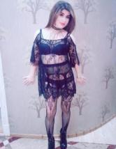 Транс Дана Транссексуалка размер груди в себе я больше активная
